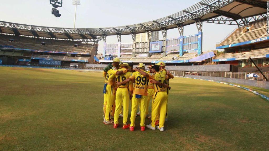 IPL: Lucrative cricket tournament continues amid India's alarming Covid-19 surge