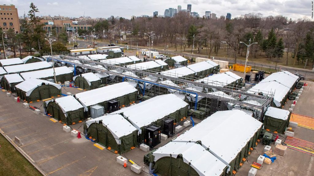 Canada Covid-19: Military will help out in the province of Ontario as the Covid-19 positivity rate hits an all-time high