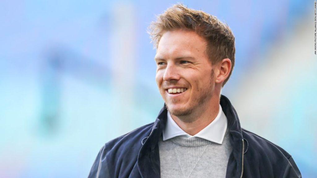Julian Nagelsmann to become new Bayern Munich coach