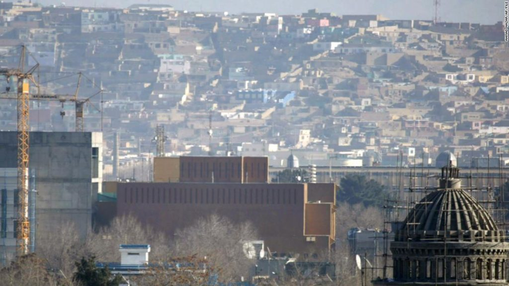 US orders drawdown of government employees from Afghanistan embassy
