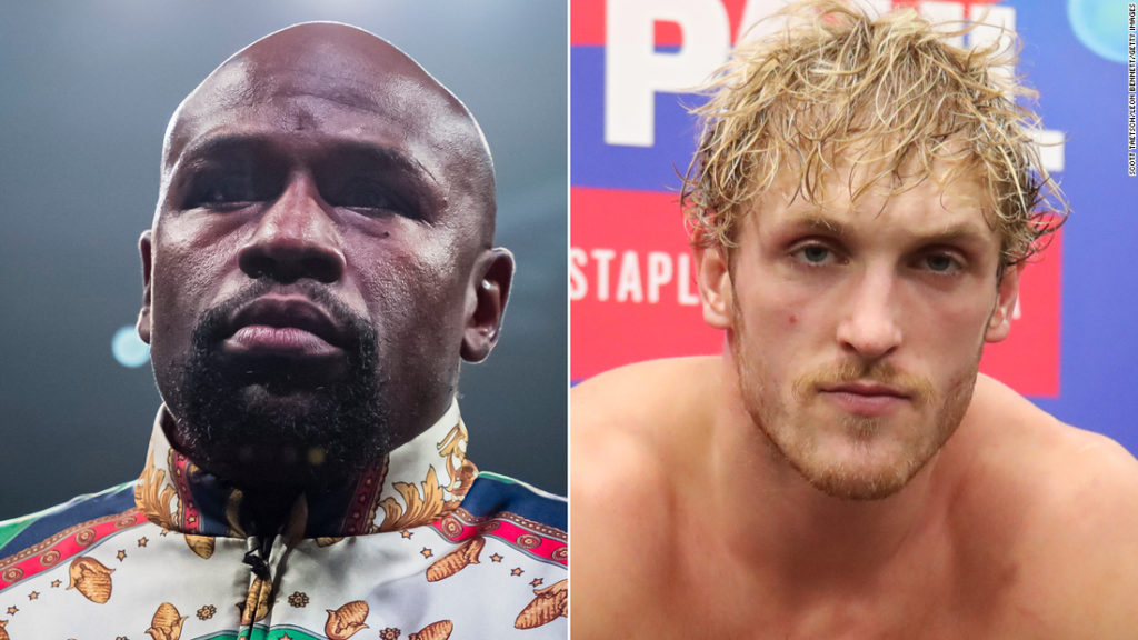 Floyd Mayweather exhibition match against YouTuber Logan Paul back on, set for June 6