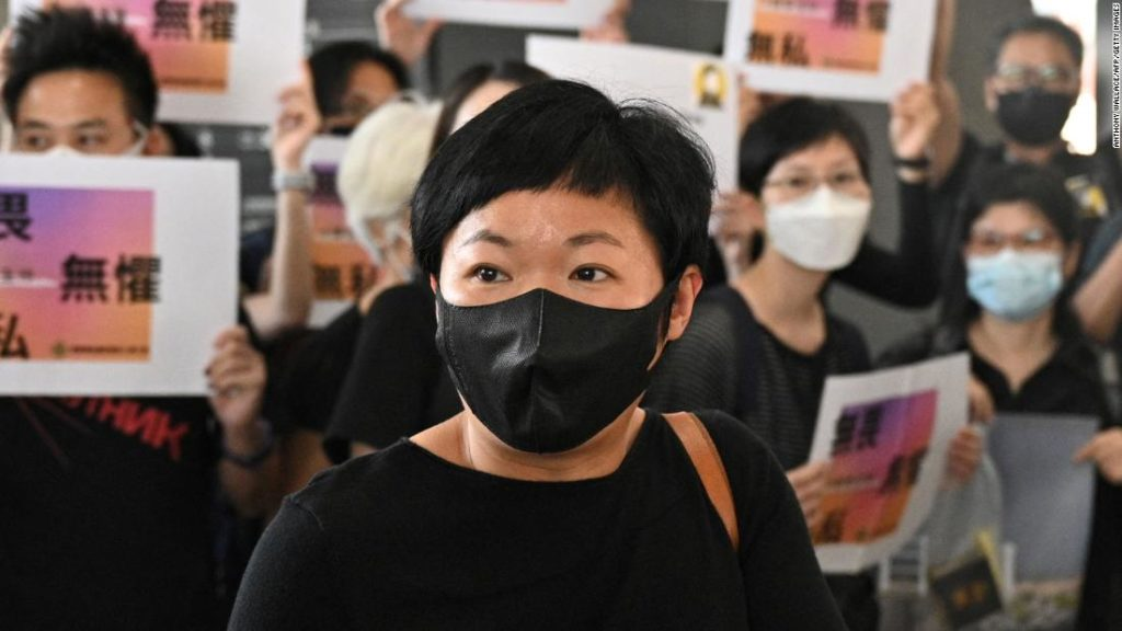 Hong Kong has fined a journalist for ticking a box. That shows the city's media freedoms are in jeopardy