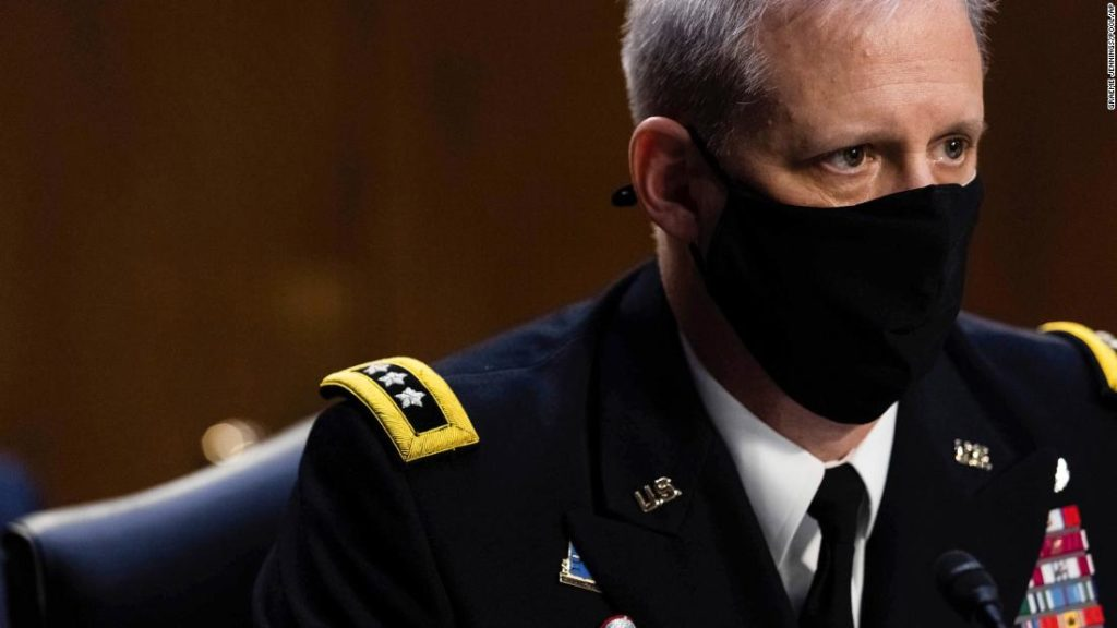 Top US military intelligence official says Russian military poses an 'existential threat' to the US
