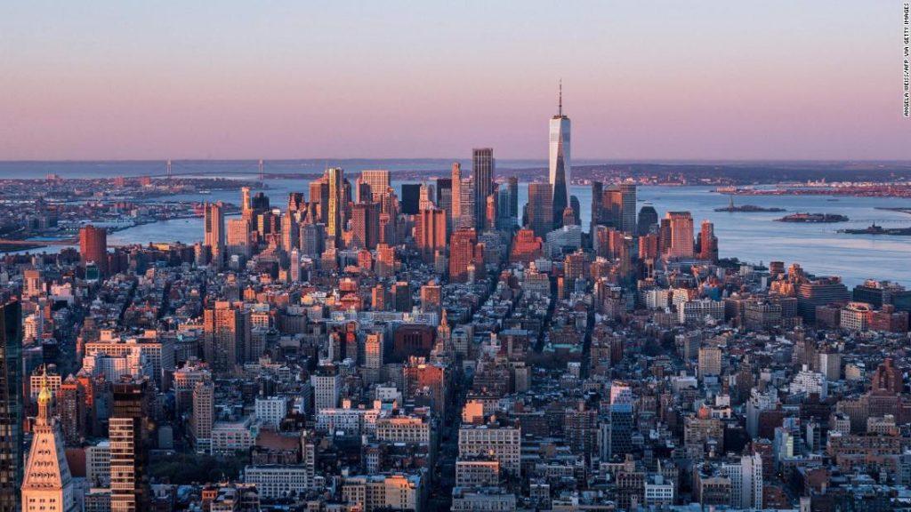 The evolution of the skyscraper, from New York to Dubai