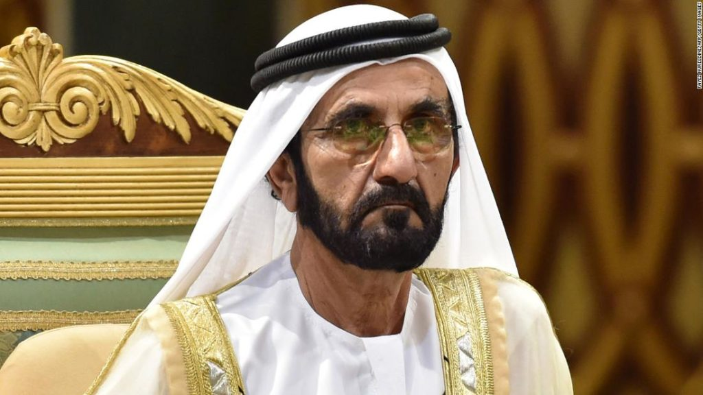 Sheikh Mohammed: Calls for owner's horse to be banned from Kentucky Derby