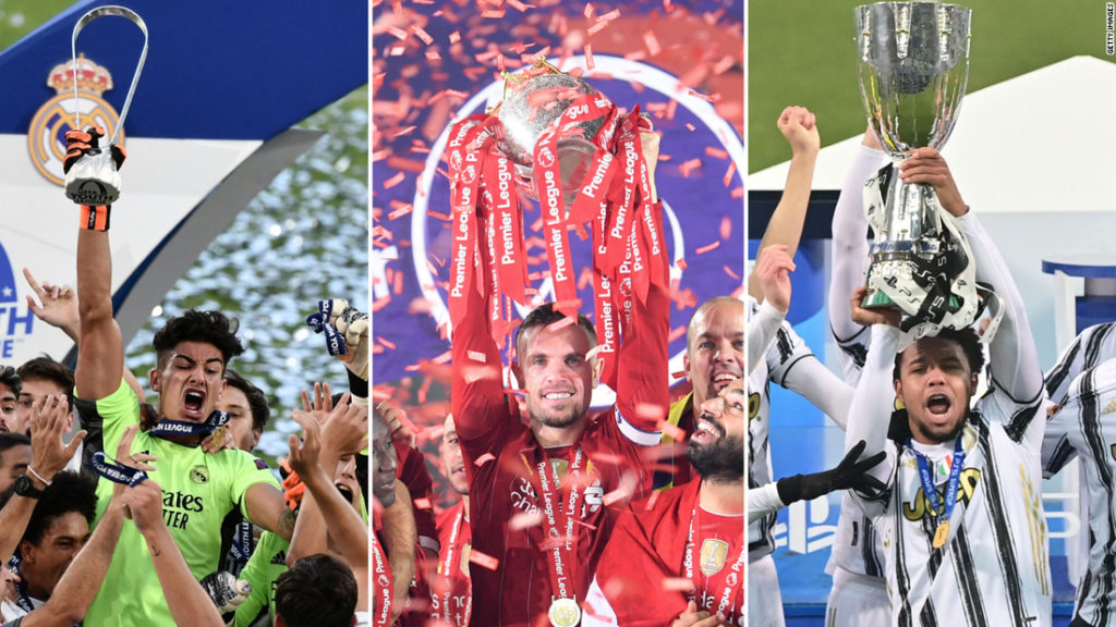 European Super League: What is it and how will it work?