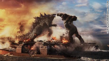 'Godzilla vs. Kong' is the biggest hit of the pandemic