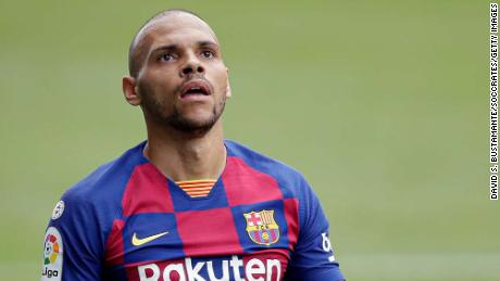 From English second-tier club Middlesbrough, to La Liga minnows Leganes, Martin Braithwaite took the long route to Barcelona.