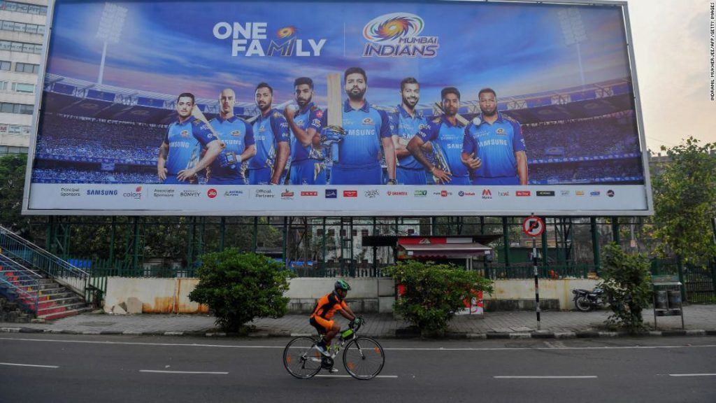 Indian Premier League: As India battles a devastating second wave of Covid-19, cricket plays on