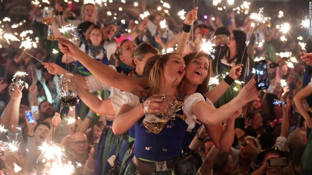 Oktoberfest reassures Germans it won't be moving to Dubai