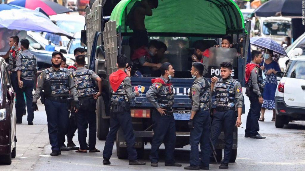 US announces more sanctions against Myanmar's military government