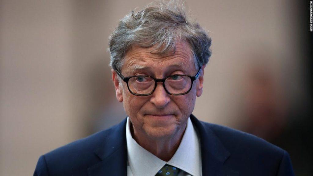 Bill Gates left Microsoft board amid investigation into alleged affair, WSJ reports