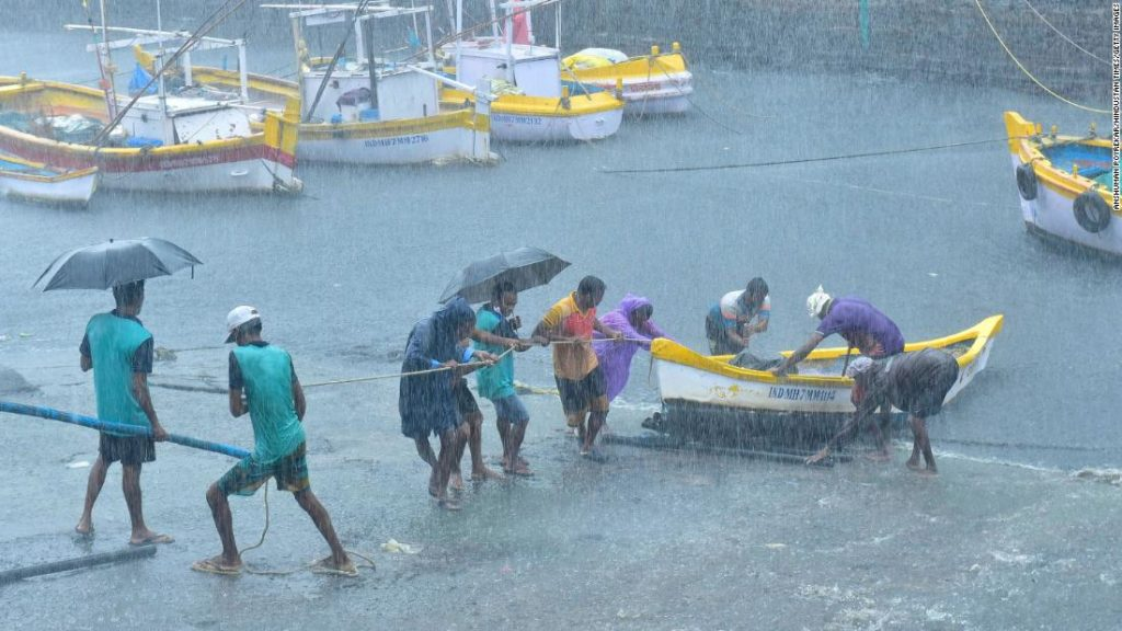 Cyclone Tauktae: India lashed by strongest storm to ever hit west coast as it reels from Covid