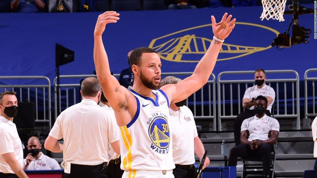 Steph Curry becomes oldest player to secure NBA scoring title since Michael Jordan