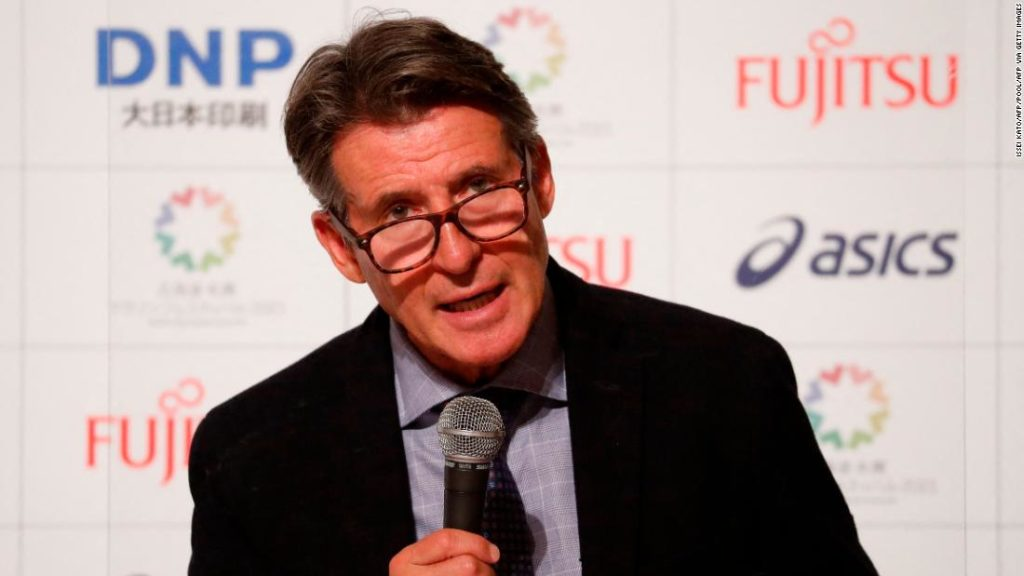 Tokyo Olympics can be delivered 'safely and securely,' says World Athletics president Seb Coe