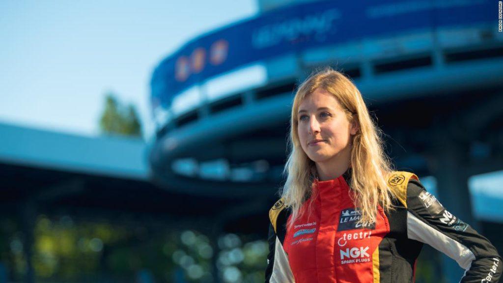 Wave of anti-trans bills is 'really alarming,' says transgender motorsport star