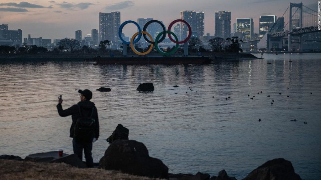 IOC chief says Olympics will be held safely despite Japan's Covid surge