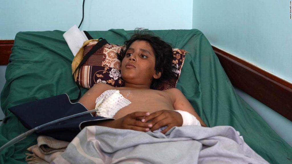 GroSenators call on Biden administration to demand Saudi end blockade tactics on a starving Yemen
