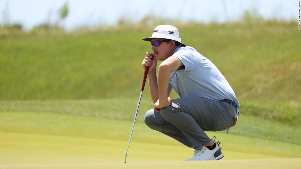 Joel Dahmen ask famous 'Gladiator' question during PGA Championship