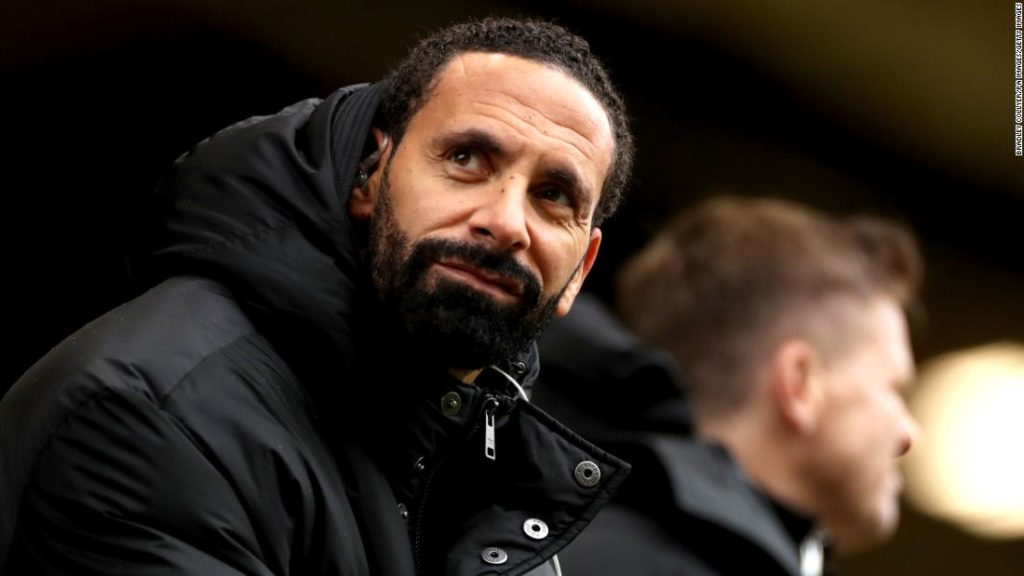 Rio Ferdinand: Manchester United legend racially abused at Premier League match