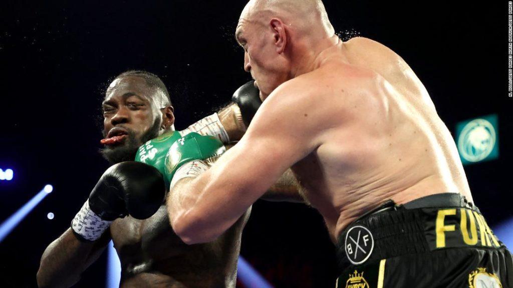 Fury vs Joshua fight jeopardized as arbitrator rules Fury must face Wilder,