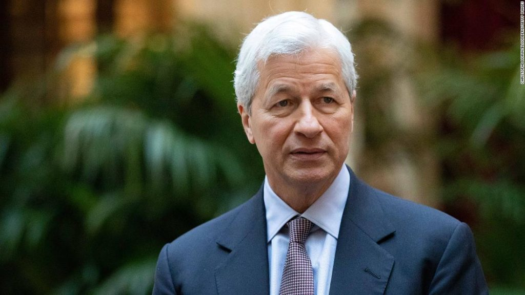 Jamie Dimon: Some Americans 'don't feel like going back to work'