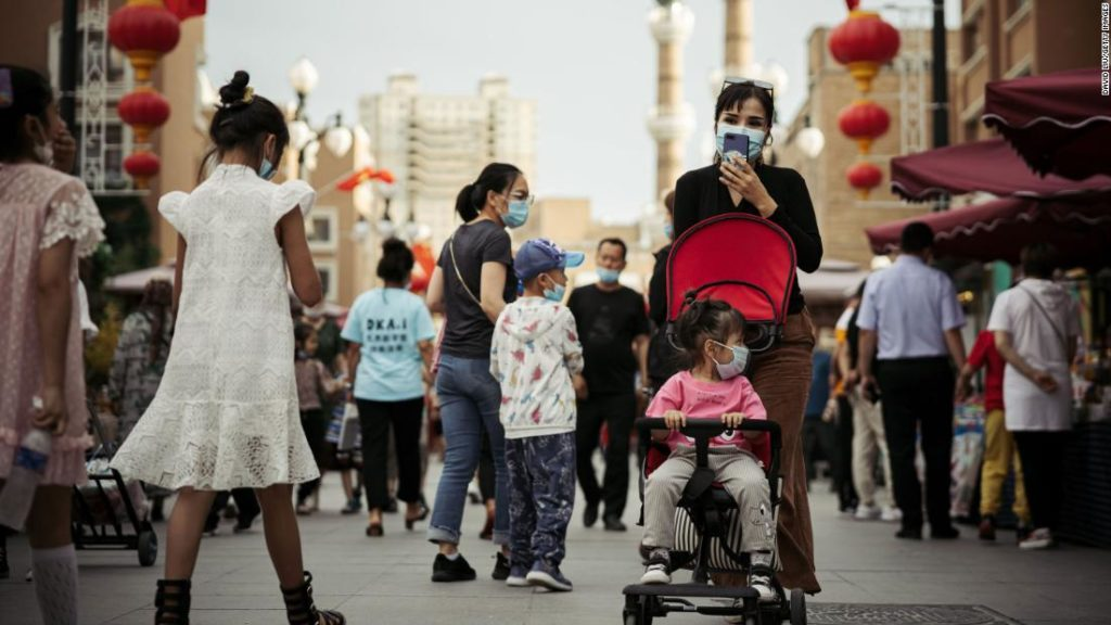 If China needs to boost its population why not scrap birth quotas entirely? The reason might be Xinjiang