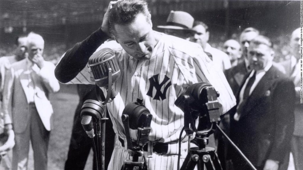Lou Gehrig's disease: Why ALS is forever associated with one of America's baseball greats