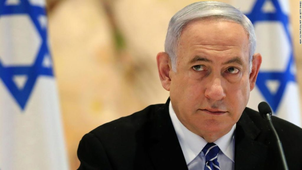 Israeli opposition parties strike coalition deal, paving the way for Netanyahu's exit