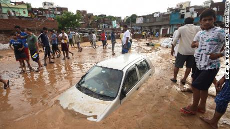 Historic end for India's monsoon season