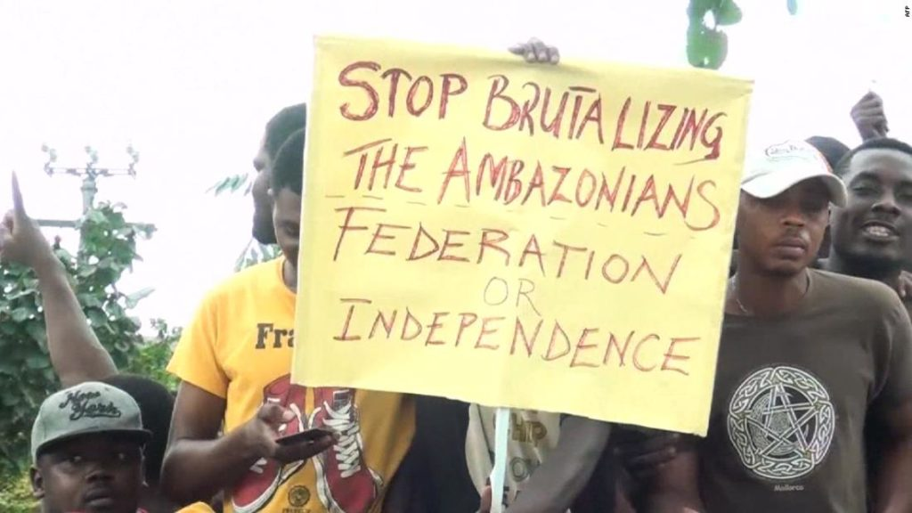 Cameroon is being torn apart by civil war. Here's why