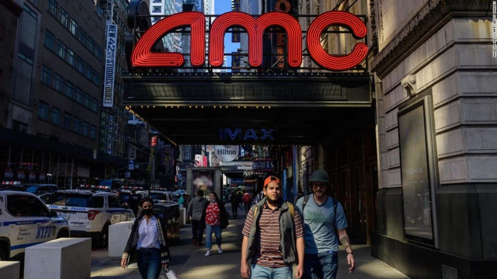 AMC's stock is up more than 2,000% this year. But theater chain's problems aren't solved