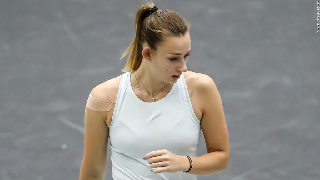 Yana Sizikova: Russian tennis player arrested for sports corruption and fraud