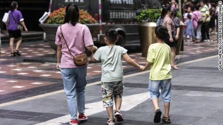 Experts say China's three-child policy may be too little too late to reverse the nations declining birthrate and shrinking workforce.