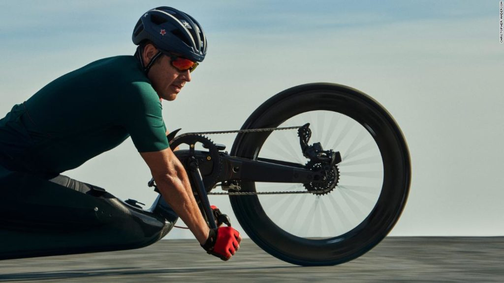For handcyclist Oz Sanchez, Paralympic success is a 'testament as to the person I've become'
