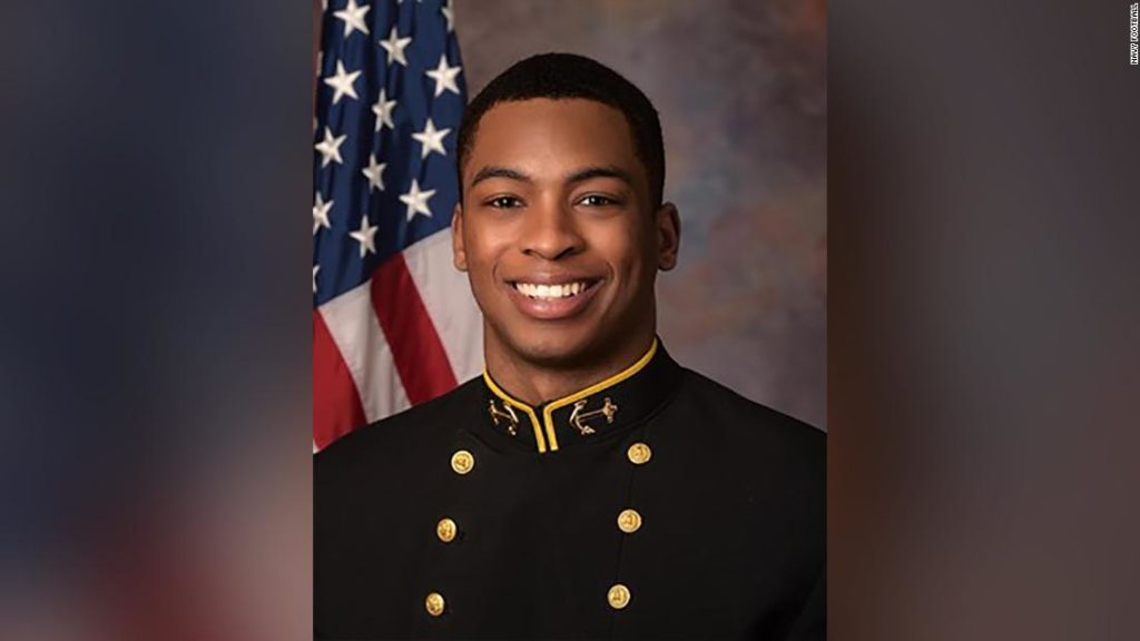 Cameron Kinley: Navy denies football team captain's request to delay service and try to play in the NFL