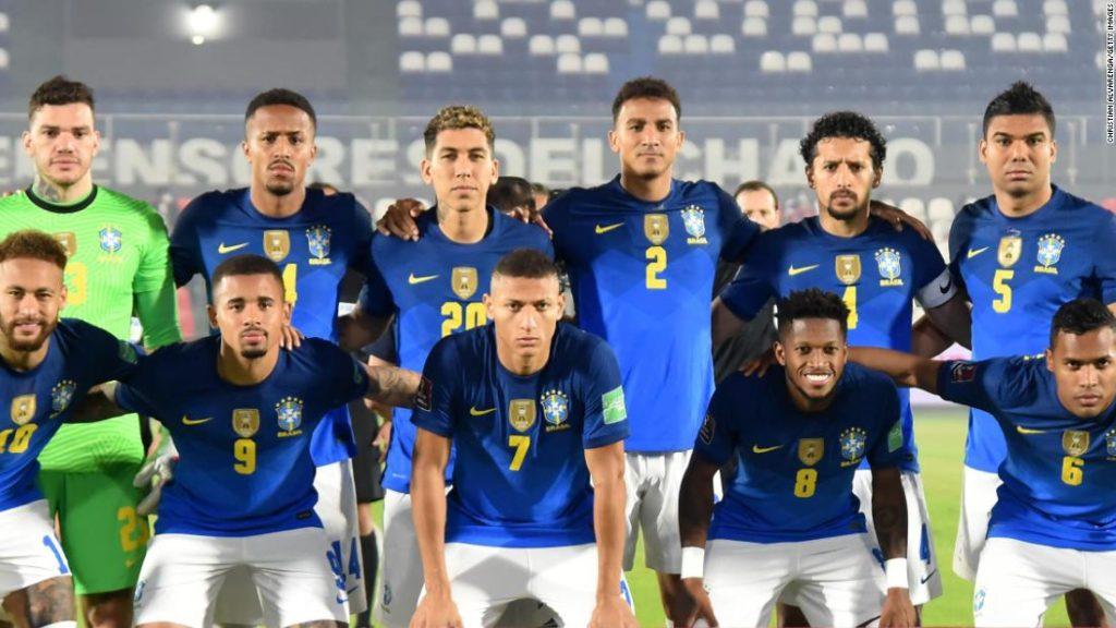 Copa America: Brazilian players and staff criticize tournament in a public letter