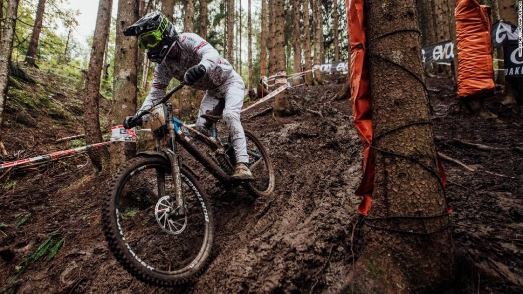 Reece Wilson: Downhill World Champion says he loves life 'on the limit'