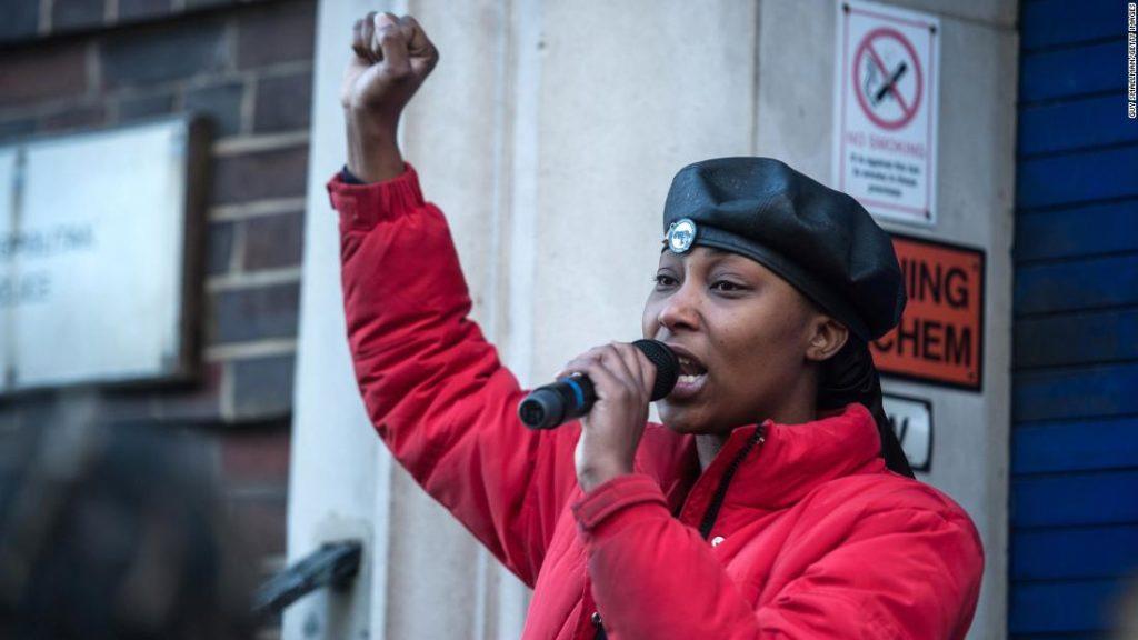 Sasha Johnson: Second man charged in shooting of British Black Lives Matter activist