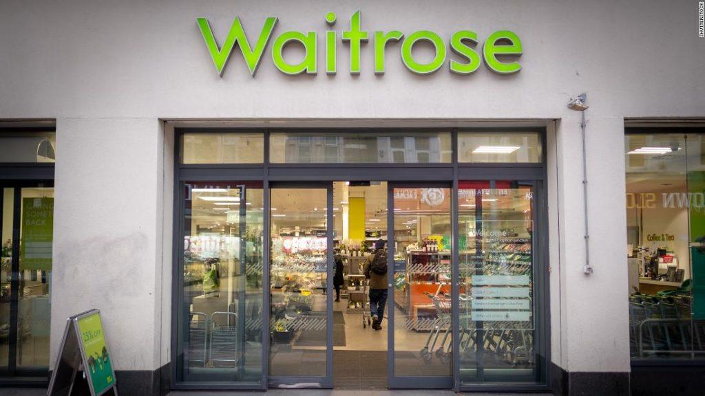 UK supermarket chain drops racist slur from lime leaves branding