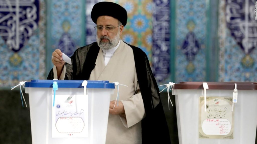 Iran election 2021: Iranians vote in an all but decided presidential election