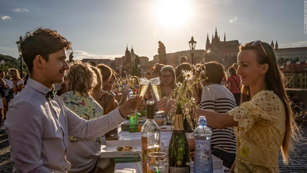 Covid lifted Prague's hangover. Now the city wants to quit partying
