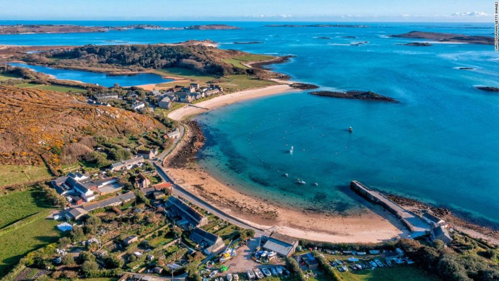 Isles of Scilly: The exotic island paradise off the coast of England