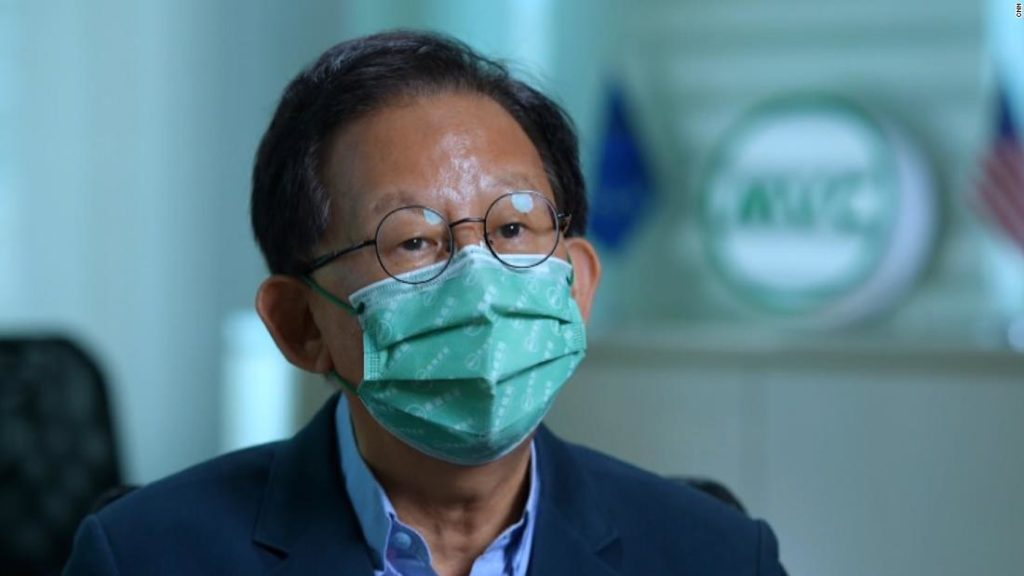 Taiwanese CEO hopes get vaccine approved for July rollout