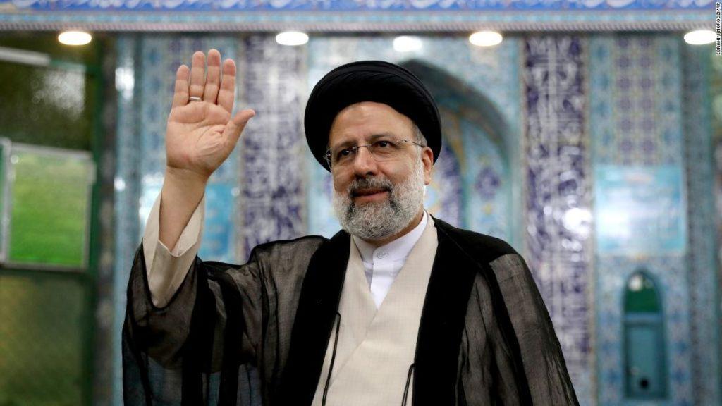 Iran election: Ebrahaim Raisi, hardline cleric, wins controversial vote