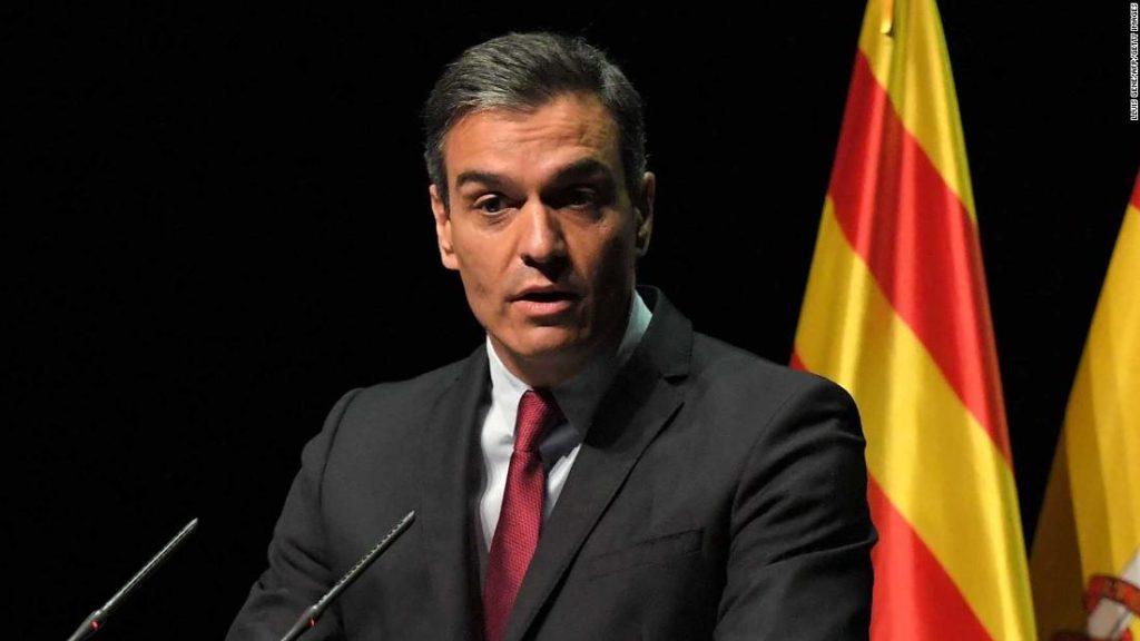 Spain to pardon jailed Catalan separatist leaders on Tuesday