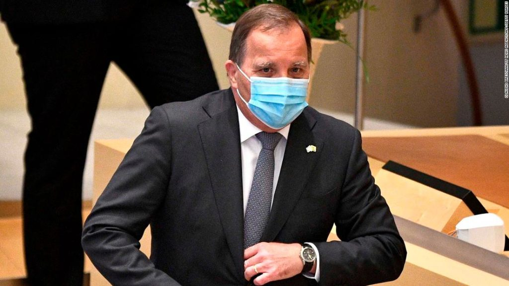 Swedish Prime Minister Stefan Lofven ousted in parliament no-confidence vote