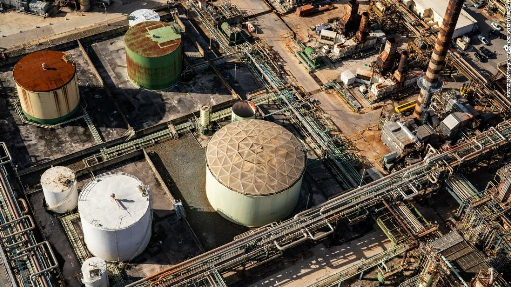 Refinery that rained oil on neighborhoods says it's shutting down 'indefinitely'