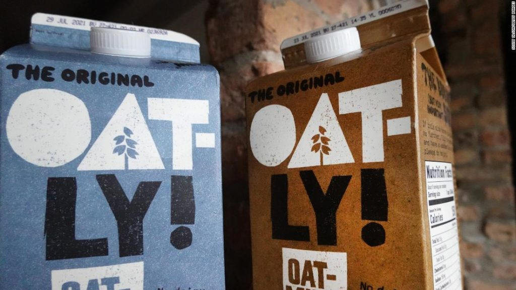 The oat milk wars are just beginning