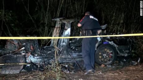One of Autopilot's features was active in fatal Tesla crash